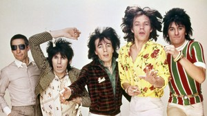 The Rolling Stones -  Crossfire Hurricane