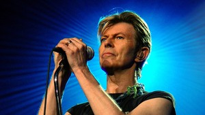 David Bowies godtepose