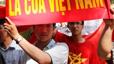 VIETNAM-CHINA/PROTEST (Foto: KHAM/Reuters)