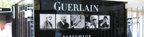 Guerlain-stand (Foto: Licensed under the Creative Commons Attribution-Share Alike 3.0 Unported license.)