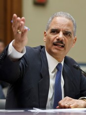 Fast and Furious Eric Holder (Foto: J. Scott Applewhite/Ap)