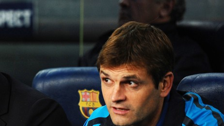 Tito Vilanova (Foto: LLUIS GENE/Afp)