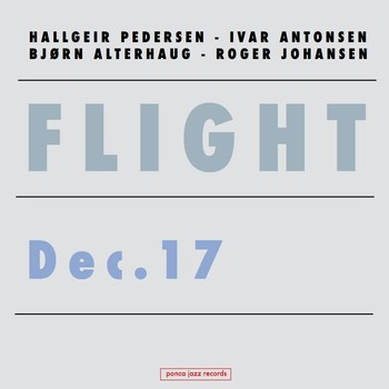 """Flight Dec.17"" CD-cover"