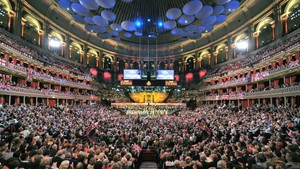 Last night of the proms 2014 13.09.2014