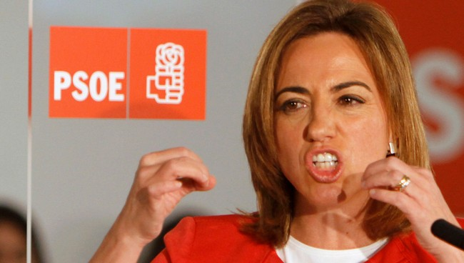Carme Chacon (Foto: FRANCISCO BONILLA/Reuters)