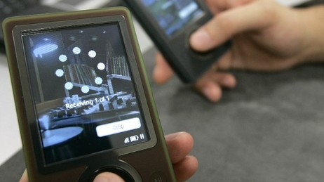 Zune (Foto: Ted S. Warren/Scanpix/AP)