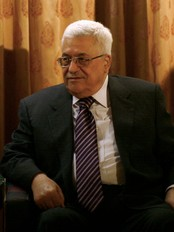 Mahmoud Abbas  (Foto: ERIC THAYER/Reuters)