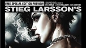 The girl with the dragon tattoo tegneserie