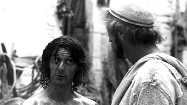 Michael Palin og Graham Chapman i Life of Brian (Scanpix)