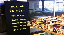 Bok p Veitvet (Foto: Bok p Veitvet)