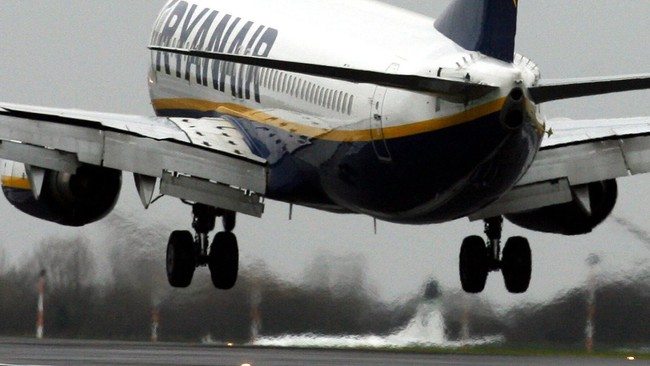 Ryanair (Foto: PAUL ELLIS/AFP)