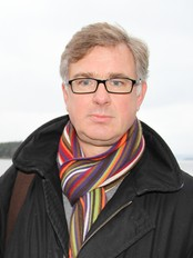 Frode Elgesem (Foto: Oddvin Aune, NRK)