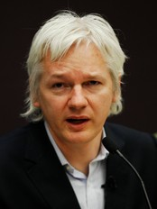 Julian Assange (Foto: LUKE MACGREGOR/Reuters)