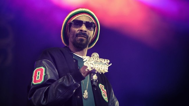 snoop dogg hove (Foto: Tom Øverlie/p3.no)
