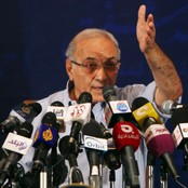Shafiq (Foto: AMR ABDALLAH DALSH/Reuters)