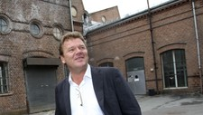 ystein Djupedal p Kunsthgskolen i Oslo  (Foto: Sigurdsn, Bjrn /SCANPIX )