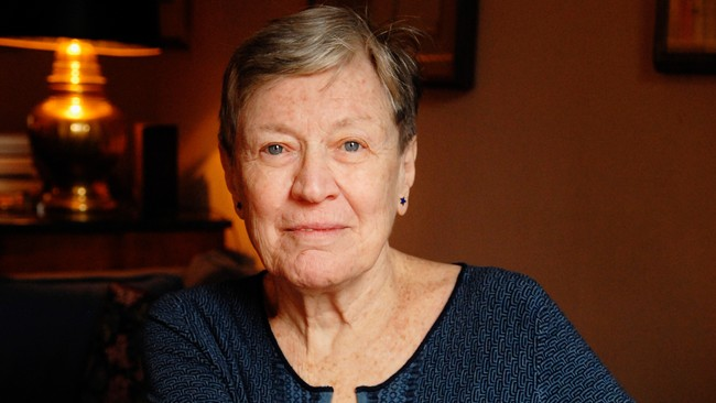 Paula Fox (Foto: Ulf Andersen/All Over Press / Samlaget)