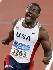 Justin Gatlin (Foto: RUSTY KENNEDY/AP)
