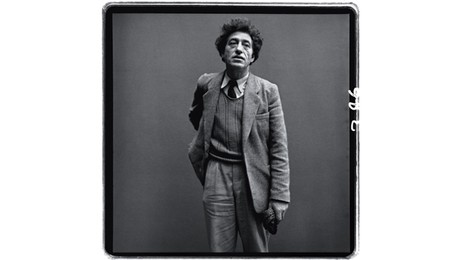 Alberto Giacometti, 1958. (Foto: Richard Avedon)