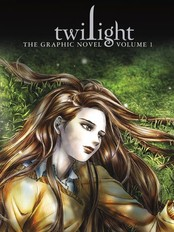 Omslag til første Twilight-tegneserie (Foto: Yen Press/Young Kim)