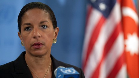 Susan Rice (Foto: ALLISON JOYCE/Reuters)