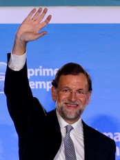 Mariano Rajoy (Foto: Paul White/Ap)