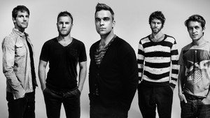 Robbie Williams & TakeThat - igjen forent