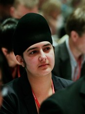 Prableen Kaur (Foto: Aas, Erlend/Scanpix)