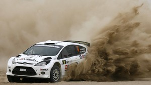 Rally: NM-runde fra Hedemarken 23.09.2012