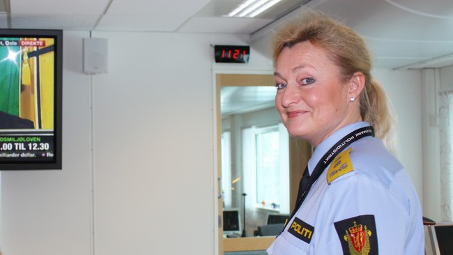Anne Rygh Pedersen (NRK)