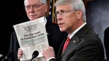 Roger Wicker (Foto: J. Scott Applewhite/Ap)