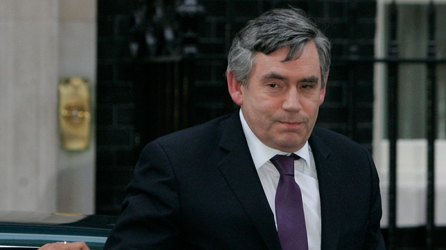 Gordon Brown (Foto: ALASTAIR GRANT/AP)