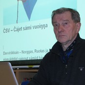 John Trygve Solbakk (Foto: Piera Balto/NRK)