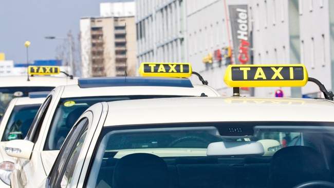 Taxi (Illustrasjonsfoto: ColourBox)