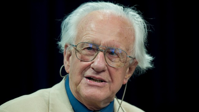 Johan Galtung (Foto: Holm, Morten/NTB scanpix)