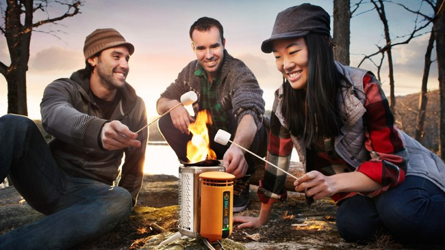 BioLite CampStove (BioLite)