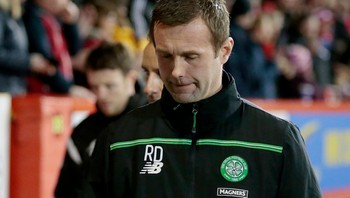 SOC/ Aberdeen v Celtic - Ladbrokes Scottish Premiership