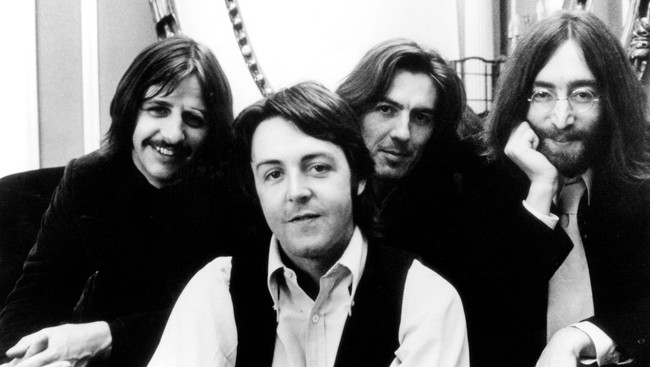 The Beatles i 1969 (Foto: Bruce McBroom/CAMERA PRESS DIGITAL)