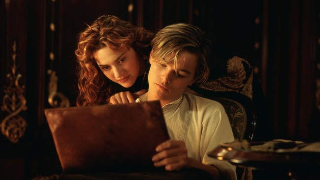 Titanic, Kate Winslet og Leonardo DiCaprio (Foto: 20th Century Fox)