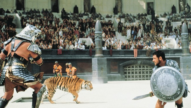 Gladiator (Foto: United International Pictures)