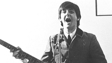 Paul McCartney i 1964 (Foto: Ukjent! /Scanpix )