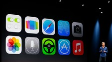 Apple ios 7 (Foto: STEPHEN LAM/Reuters/NTB Scanpix)