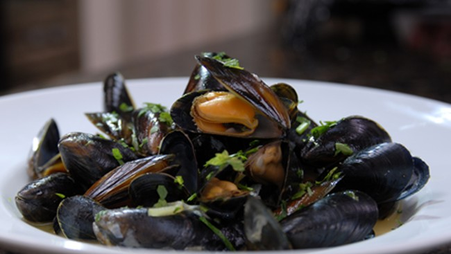 Moules marinires