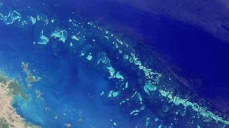 Great Barrier Reef (Foto: NASA)
