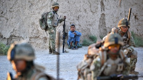 Nahr e Saraj, Helmand  (Foto: BAY ISMOYO/Afp)