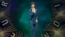 Cliff Richard synger Congratulations i 1968 (NRK)