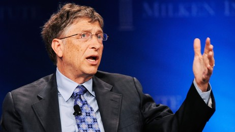 Bill Gates (Foto: GUS RUELAS/Reuters)