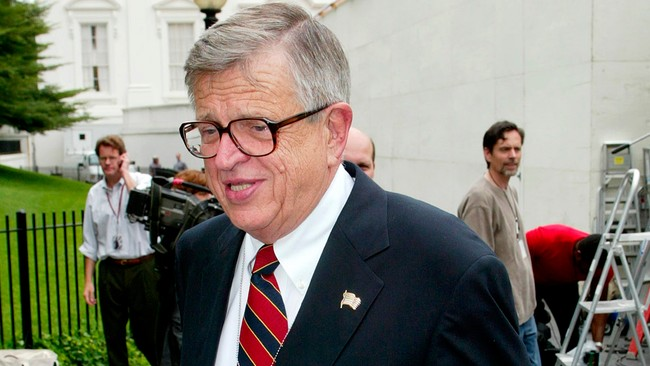 Chuck Colson (Foto: LARRY DOWNING/Reuters)