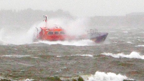 12392557 Storms lash Britain (Foto: Chris Ison/Pa Photos)