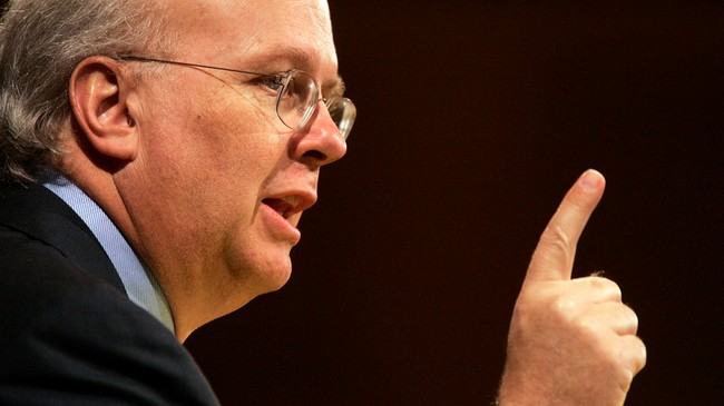Karl Rove (Foto: Los Angeles Sun/Scanpix/AP)